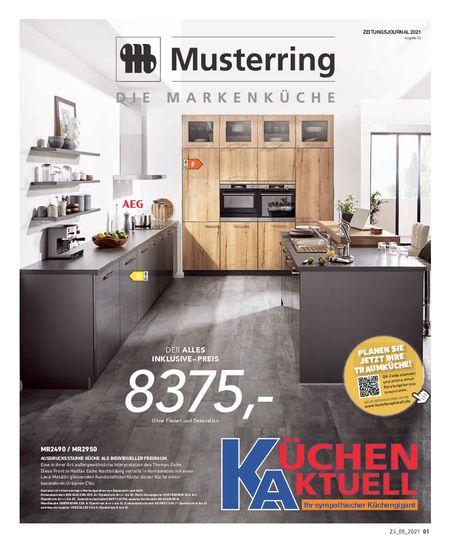 Küchen Aktuell vom 04.10.2021